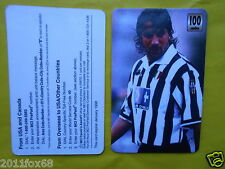 1998 phone cards 100 units del piero juve schede telefoniche 1998 telefonkarten