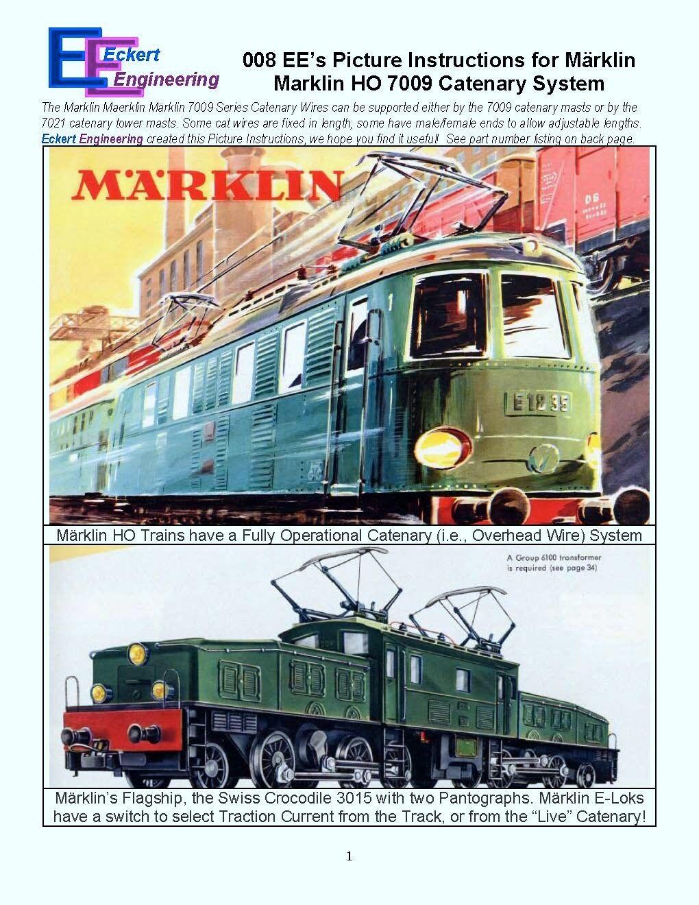 marklin ho 7016 catenary cross span section 14\u201d long pk of 5 lnc ebay bachmann wiring diagrams norton secured powered by verisign