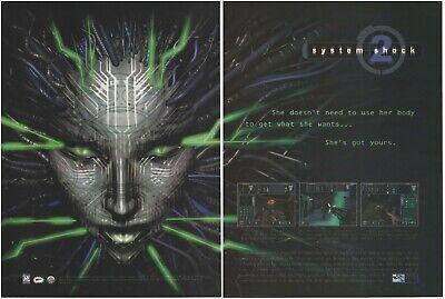 Fallout 2 Print Ad//Poster Art PC Big Box
