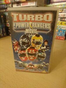 Turbo-A-Power-Rangers-Movie-VHS-Video