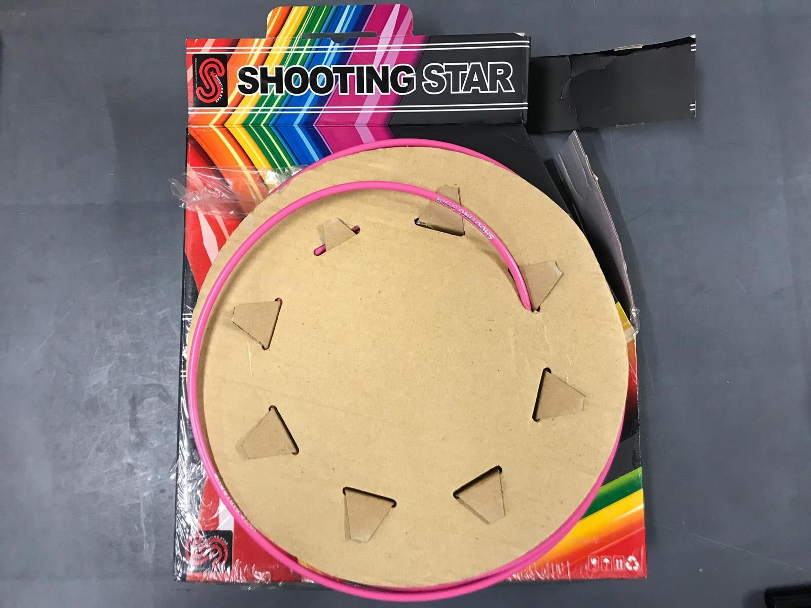 Shooting Star 50m CableShell BOX - 5mm Outer  Brake Cable Shell (Pink Colour)  good price