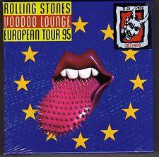 ROLLING STONES  -- Voodoo Lounge  European Tour  1995  13 CD Box