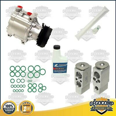A//C Compressor Kit Fits Kia Sorento 2011-2012 Without Rear A//C OEM VS18 67348