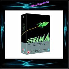 FUTURAMA- COMPLETE SERIES SEASONS 1 2 3 4 5 6 7 8  ** BRAND NEW DVD BOXSET**