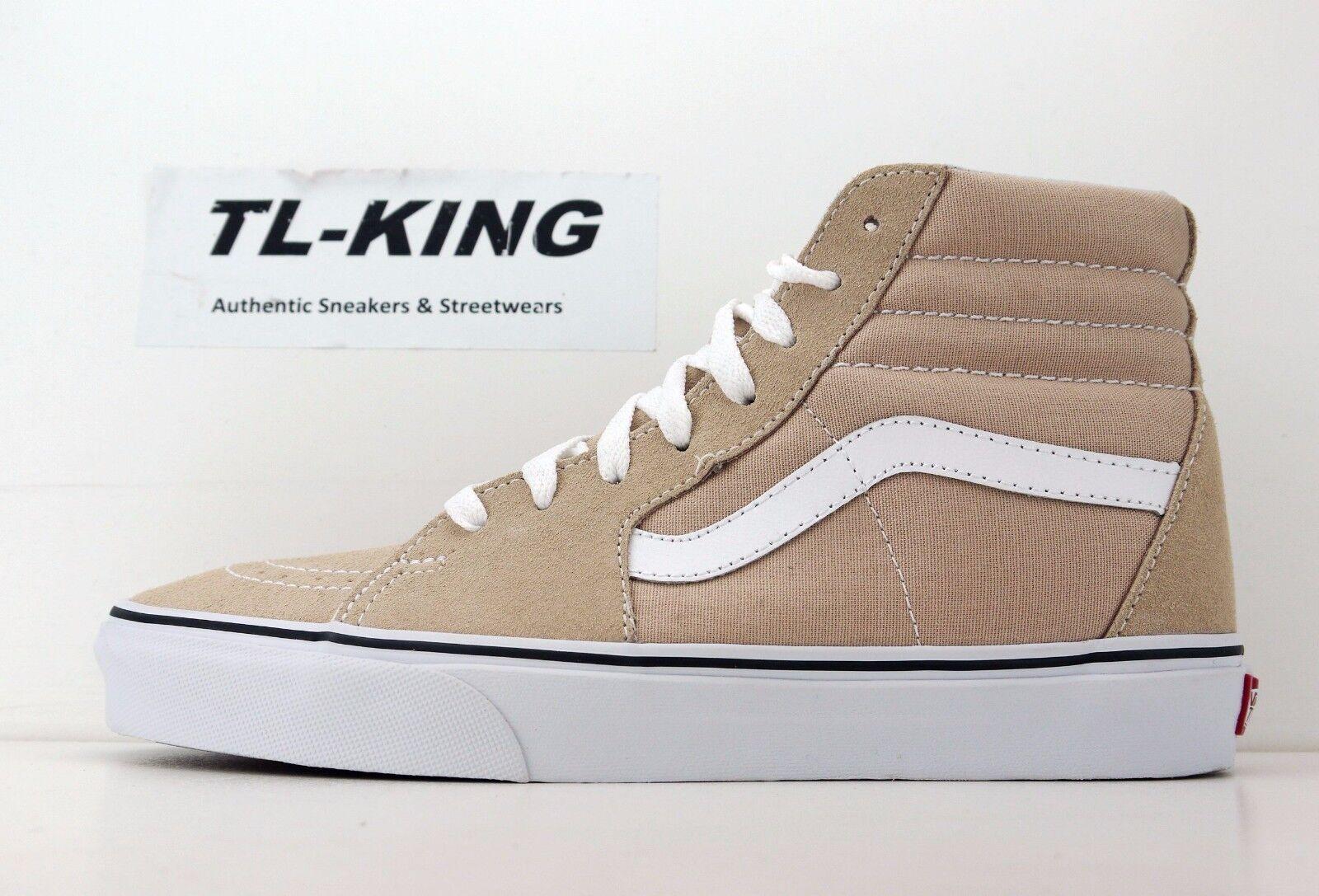 furgoni sk8 hi frappe 'vero bianco classico classico bianco delle scarpe da ginnastica vn0a38geq9x hc 4cb39a