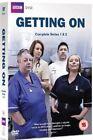 Jo BRAND Vicki Pepperdine-getting on Series 1 and 2 DVD
