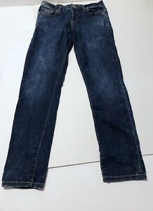 Aeropostale-Women-039-s-Denim-Blue-Jeans-Bayla-Skinny-Stretch-Size-4-Short