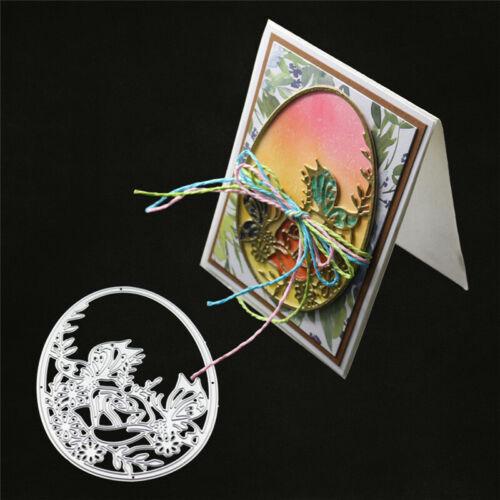 Stanzschablone Schmetterling Weihnachten Hochzeit Oster Geburstag Karte Album