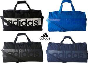 Adidas Gym Training Holdall Sports Tiro17 Bag Duffle Linear Football zqUpMSV