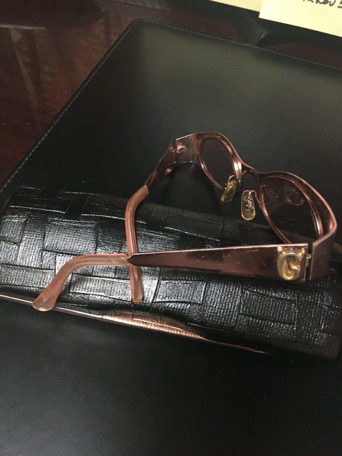 Gianni Versace VINTAGE Italy Sunglasses VERY GOOD… - image 3