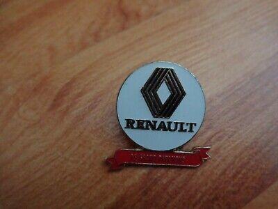 Renault F1 Racing Team Pin Badge 15 Grand Prix wins