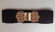 Brand new Designer Gold plated , Waistband Waist belts for Girls/ladies- women
