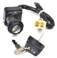 Ignition Key Switch Fits Polaris Sportsman 500 4x4 1996 Atv Switch Part