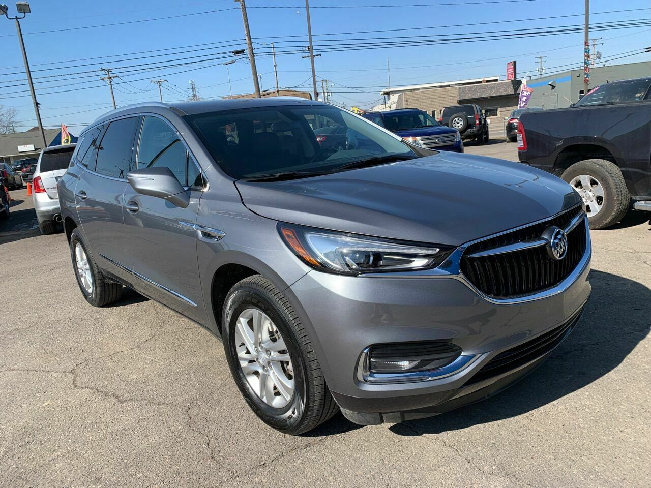 2019 Buick Enclave Essence 4dr Crossover