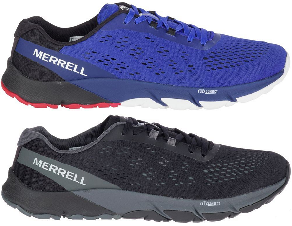 MERRELL Bare Access Flex 2 E-Mesh Trail Running Baskets zapatos pour hombres