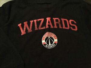 wholesale dealer 15058 11e74 Image is loading Washington-wizards-NBA-majestic-size-7-shirt