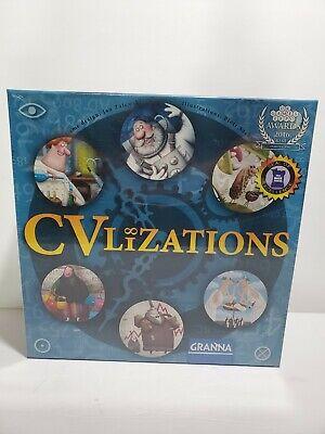 Cvlizations Board Game Granna Civilizations Strategy Multiplayer New Sealed Ebay
