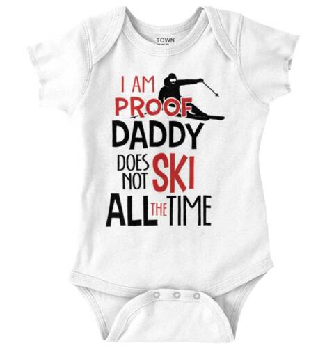 Fathers Day Rompers For Babies Daddy Proof All The Time Boys Girls Baby Bodysuit