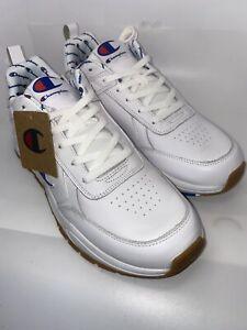 Champion Mens 9318 White Size 12 Shoes