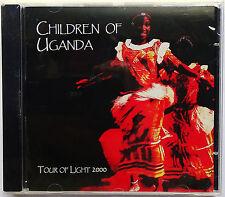 Children Of Uganda - Tour Of Light 2000 CD New / Sealed