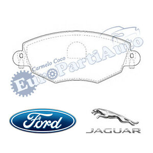 Pastiglie-freno-ant-originali-Ford-Mondeo-Jaguar-X-Type-Cod-1250688-WVA-23279