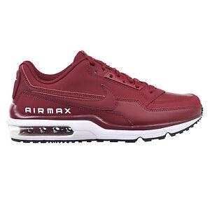 Nike Air Max LTD 3 Men's Running Shoes Team Red/White/Black 687977-601