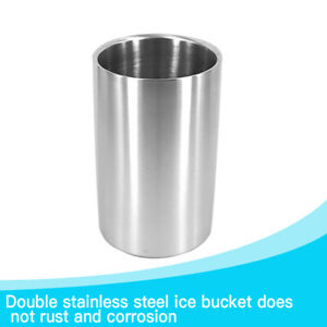 Stainless-ice-bucket-Champagne-beer-container-Wine-bucket-Cup-bottle-ice-cooler