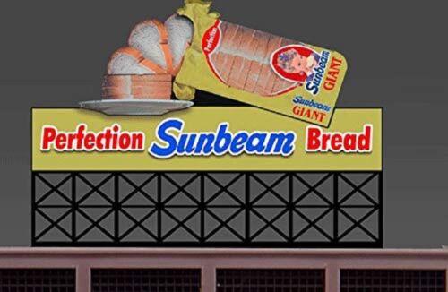 Miller Engineering HO//O Sunbeam Bread BB  MIL883301