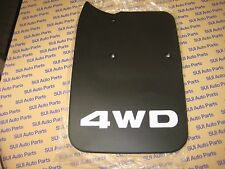 Toyota Tacoma Truck 4x4 Left Rear Mud Flap Pre Runner Drivers Rear With Bolts Fits Toyota