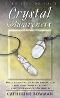 Crystal Awareness Book Wiccan Pagan Witchcraft Supply
