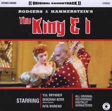 THE KING & I - NEW Original Soundtrack YUL BRYNNER, DEBORAH KERR, FRANK SINATRA