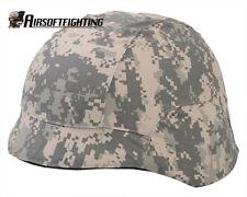 Paintball Tactical Digital ACU Camo M88 PASGT Kelver Helmet Cover for M88 Helmet