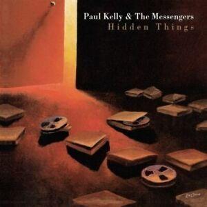 PAUL-KELLY-Hidden-Things-CD-NEW-B-Sides-amp-Rarities-Inc-When-I-First-Met