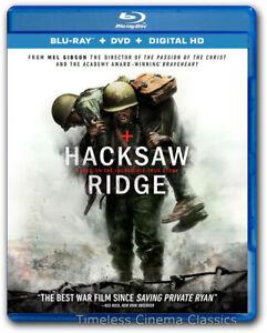 Hacksaw Ridge Blu Ray Dvd Digital Hd New Andrew Garfield Sam Worthington 31398259541 Ebay