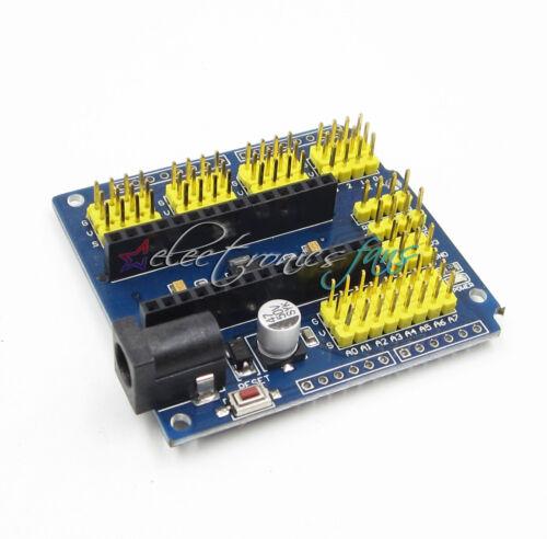 NANO I O Expansion sensor Shield Module für Arduino UNO R3 Nano V3.0