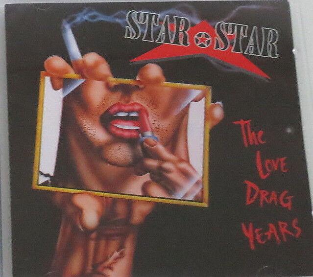 Star Star / The Love Drag Years (Roadrunner RR 9193-2) CD Album