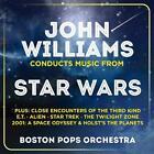 John Williams Conducts Music From Star Wars von BPO,John Williams (2015)