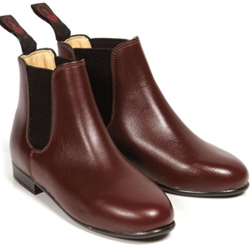 Regent Steed Oxblood Leather Jodhpur boots UK Adult Sizes  Available  best prices and freshest styles