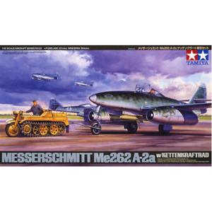 Tamiya 61082 Messerschmitt Me262 A-2a avec roue de déformation 1/48