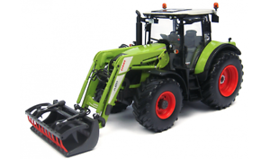 UNIVERSAL HOBBIES 4299 1 32 SCALE CLAAS ARION 530 WITH FRONT LOADER