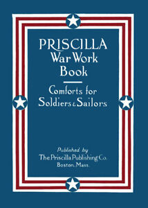 Priscilla-War-Work-Book-c-1917-Vintage-Knitting-Patterns-for-Soldier-Woolies