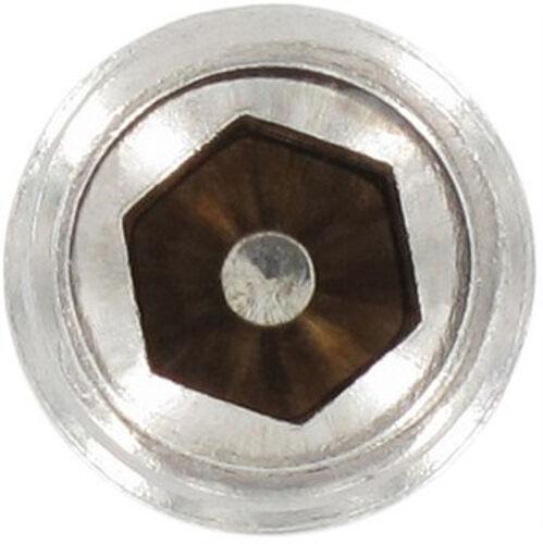 DIN 915 ISO 4028 Gewindestifte Innensechskant mit Zapfen Edelstahl A2 diverse