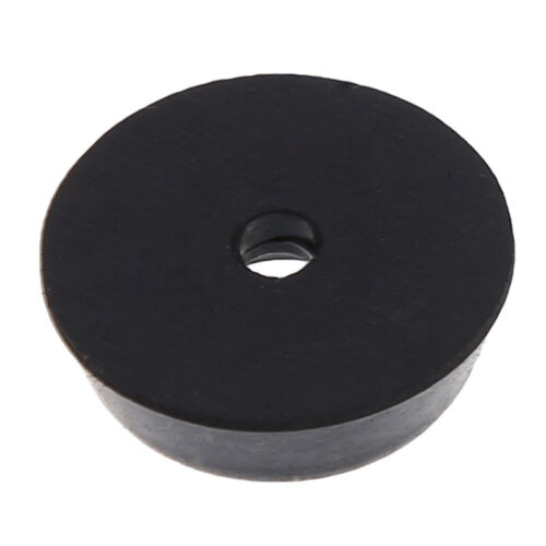 20 Pcs Rubber Table Chair Furniture Feet Leg Pads Tile Floor Protector 18x15x5mm