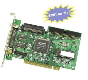 ACARD AEC Series PCI SCSI Controller Driver for Windows Mac