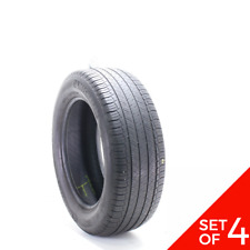 Set Of 4 Used 23560r18 Michelin Latitude Tour Hp Ao 103h 5 5532 Fits 23560r18
