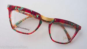 Filou-extragrosse-Damenbrille-Schmetterling-auffallend-Hornoptik-bunt-crazy-sizeL