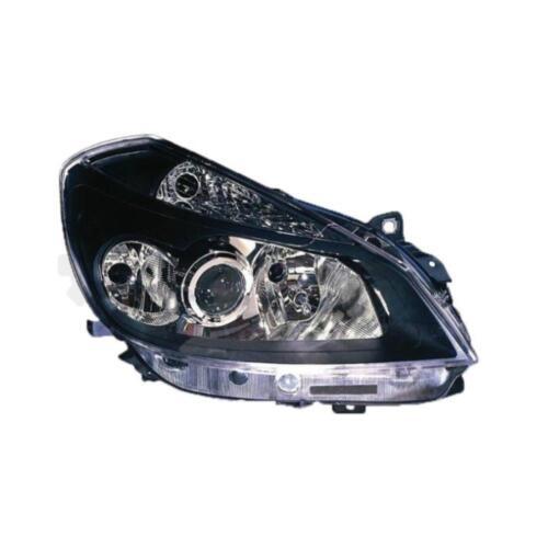 Scheinwerfer rechts für Renault Clio 3 06.05-08.09 H7//H1//H7 mit Kurvenlicht LNR