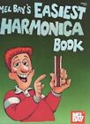 Easiest Harmonica Book Bay William 087166982x