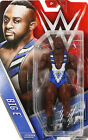 WWE BIG E THE NEW DAY LANGSTON MATTEL BASIC SERIES 61 WRESTLING ACTION FIGURE