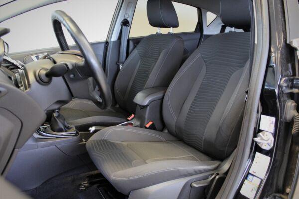 Ford Fiesta 1,0 EcoBoost Titanium X billede 16